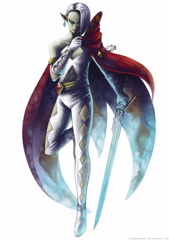 Demon Lord Ghirahim