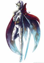 Demon Lord Ghirahim by EternaLegend