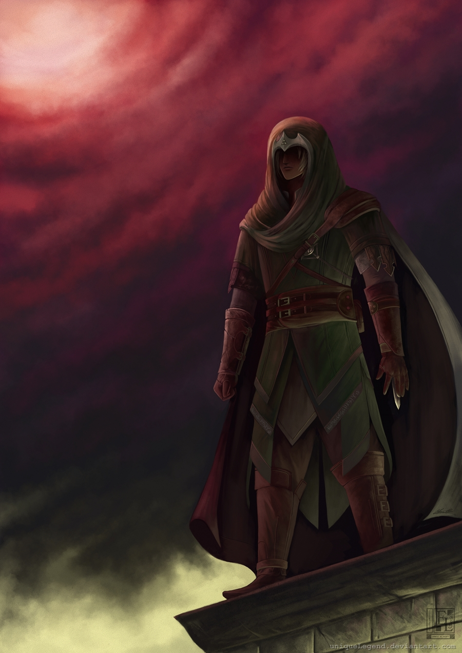 Assassin Link by EternaLegend