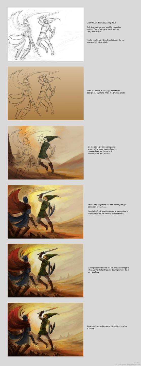 Step-by-step LvI by EternaLegend