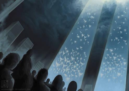 9-11 by EternaLegend