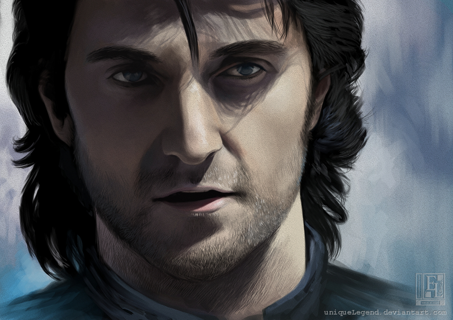 Richard Armitage 2 by EternaLegend