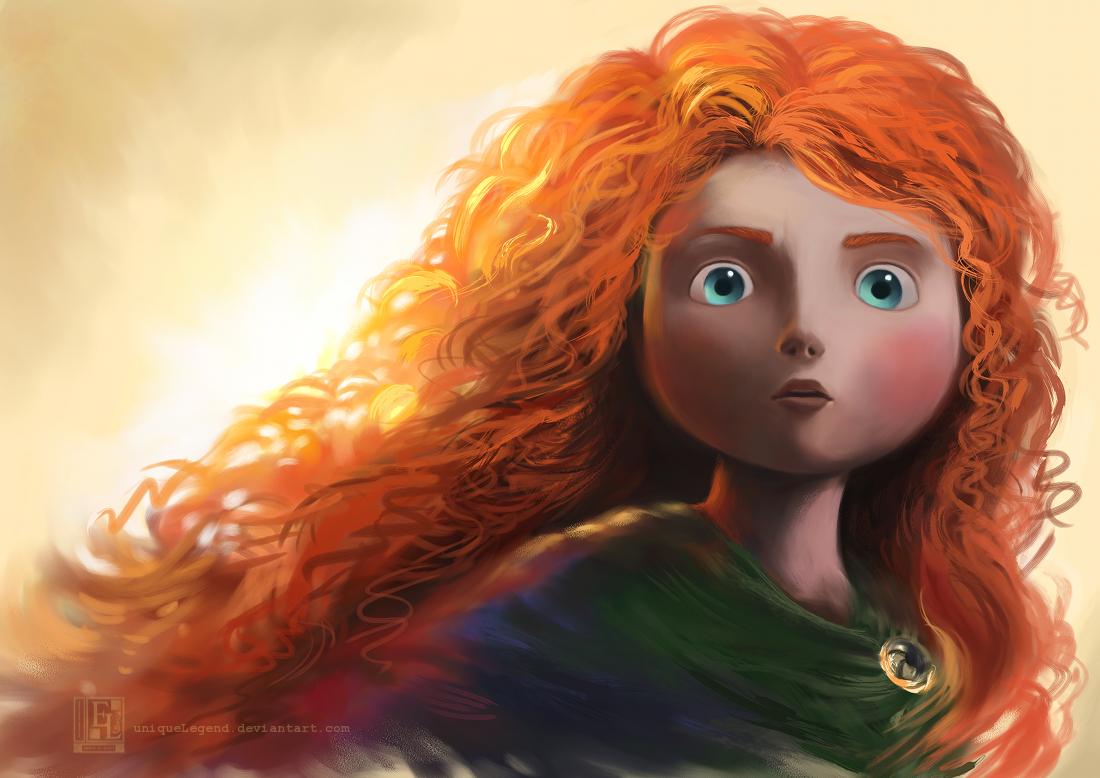 Brave by EternaLegend