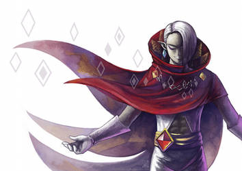 Ghirahim Hearts by Jasqreate