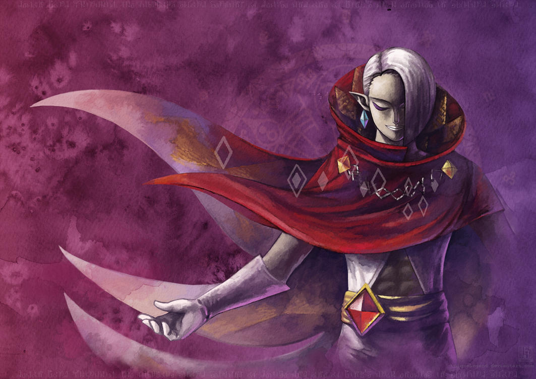 Ghirahim wallpaper by EternaLegend
