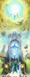 The Legend of Zelda - Skyward Sword by Jasqreate