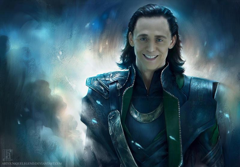 Smile Loki by EternaLegend on DeviantArt