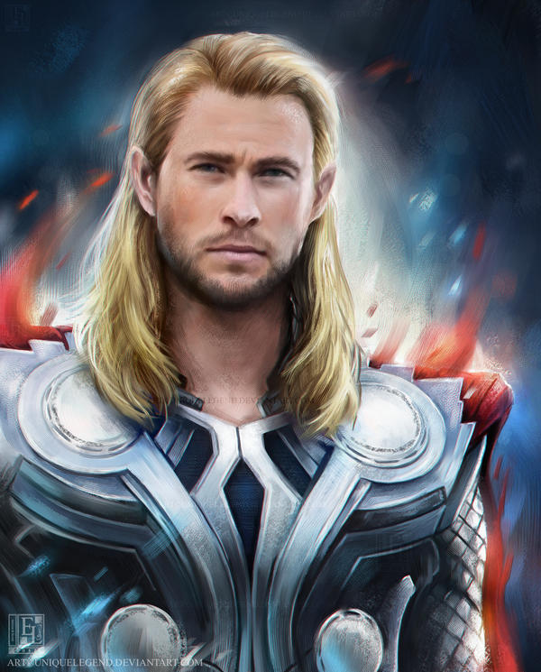 Thor by EternaLegend