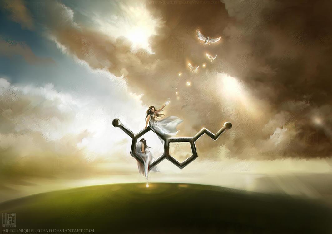 Serotonin by EternaLegend