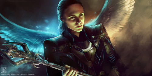Loki - Asgardian Prince
