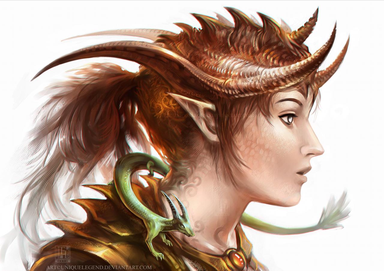 Dragonair by EternaLegend