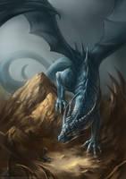 Dragon Hunt by EternaLegend
