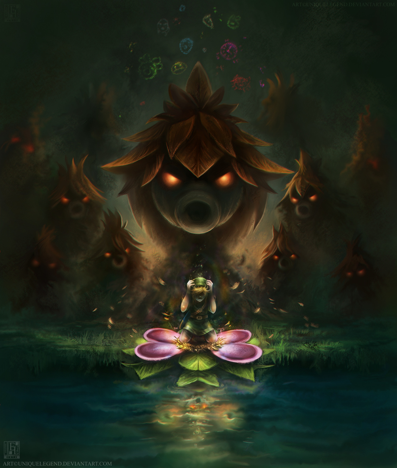 Majora's Mask: The Transformation