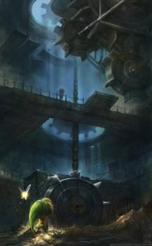 Majora's Mask: The Clockworks