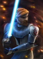 Obi-Wan Kenobi by EternaLegend