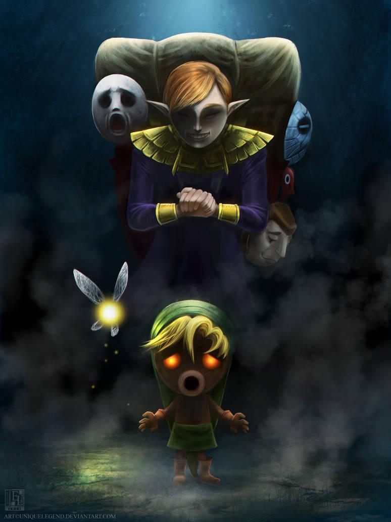 Majora's Mask: Terrible Fate by EternaLegend