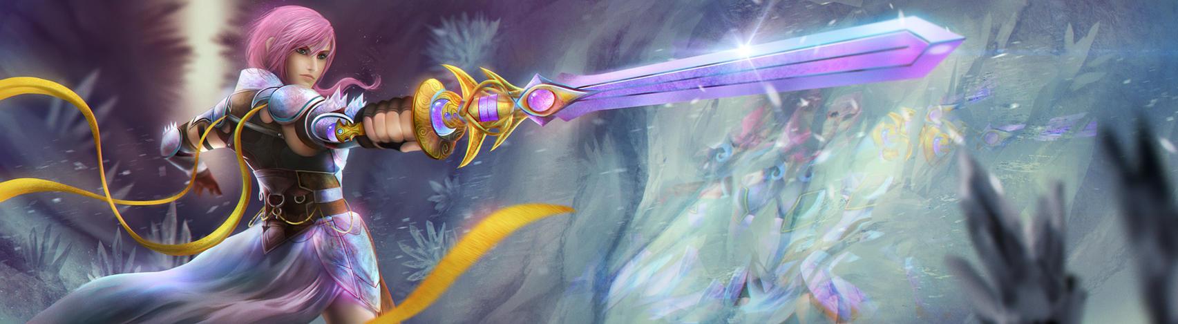 Crystallised Armour by EternaLegend