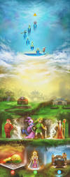 A Link Between Worlds by Jasqreate