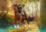 Zelda Wii U: The Chase