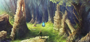 Zelda Wii U: Forest Temple