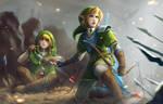 Hyrule Warriors: War's End