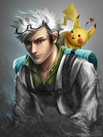 Pokemon GO: Professor Willow