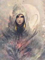 Twilight Princess: Zelda by EternaLegend