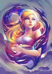Zelda - Breath of the Wild by EternaLegend