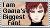 My Gaara Stamp by xXLillie-chanXx