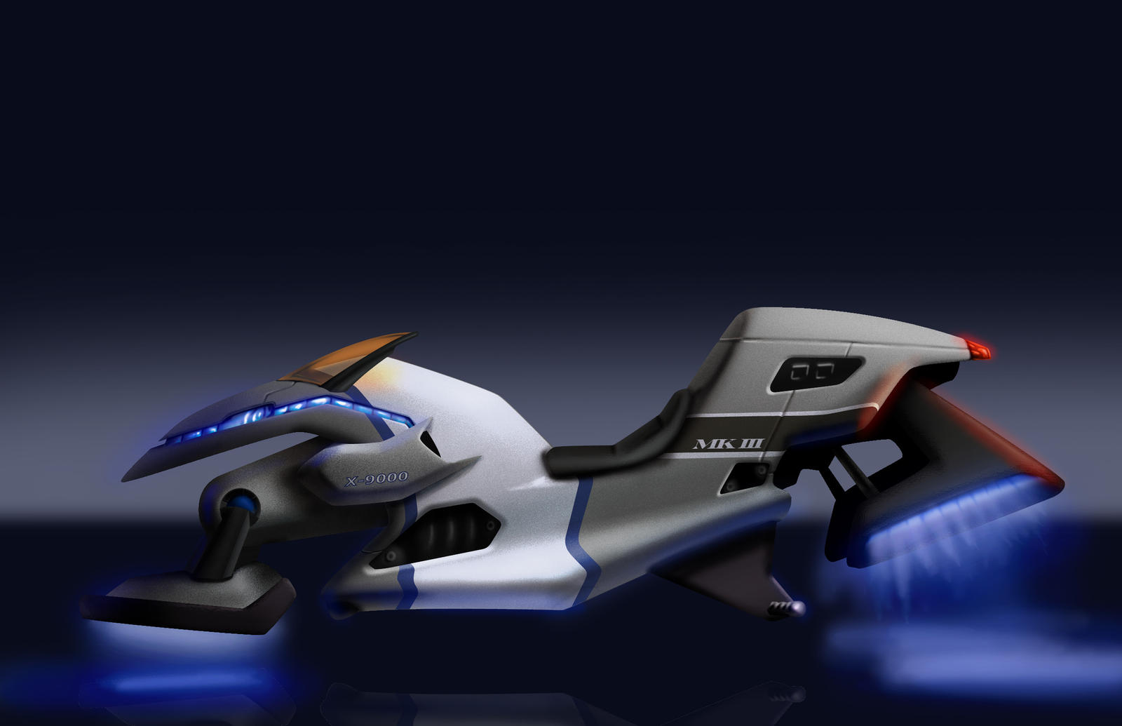 So Why Can T We Have This In Ed Hoverbikes
