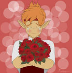 Fidde the Iop - Gift art to all my lovely friends