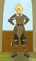 Cleophee - Heavy armor Matriarch