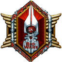 Mass Effect Medal - Artistic Integrity by Noelemahc
