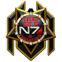 Mass Effect Medal - Everyone Is N7 In Purgatory by Noelemahc