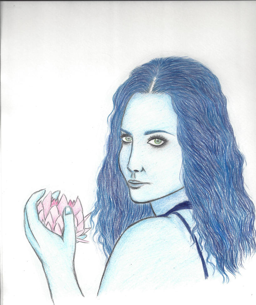 Amy Lee And Her Paper Flower By Thewalruseggman On Deviantart
