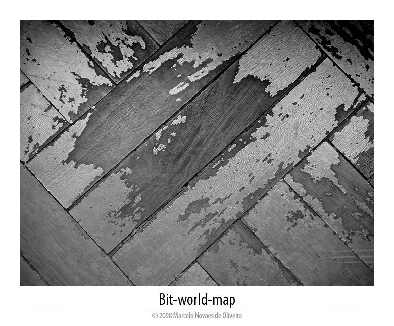 Bit-world-map.jpg by KDEWolf