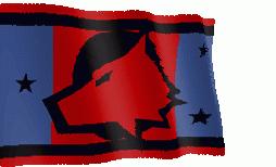 Stormz KDEWolf Flag by KDEWolf