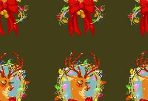 Christmas tile wallpaper!!!