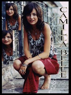camilla belle by jayQueen
