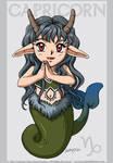 Tiny Cutie Zodiac Capricorn