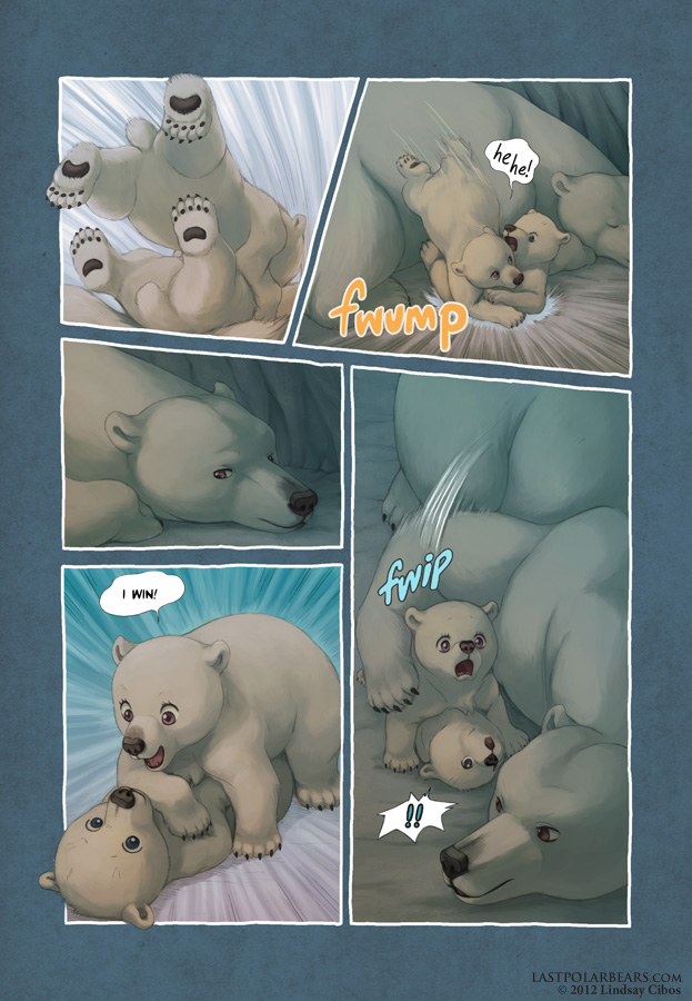 Last of the Polar Bears pg 5 by LCibos
