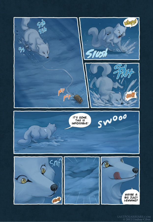 Last of the Polar Bears pg 10 by LCibos