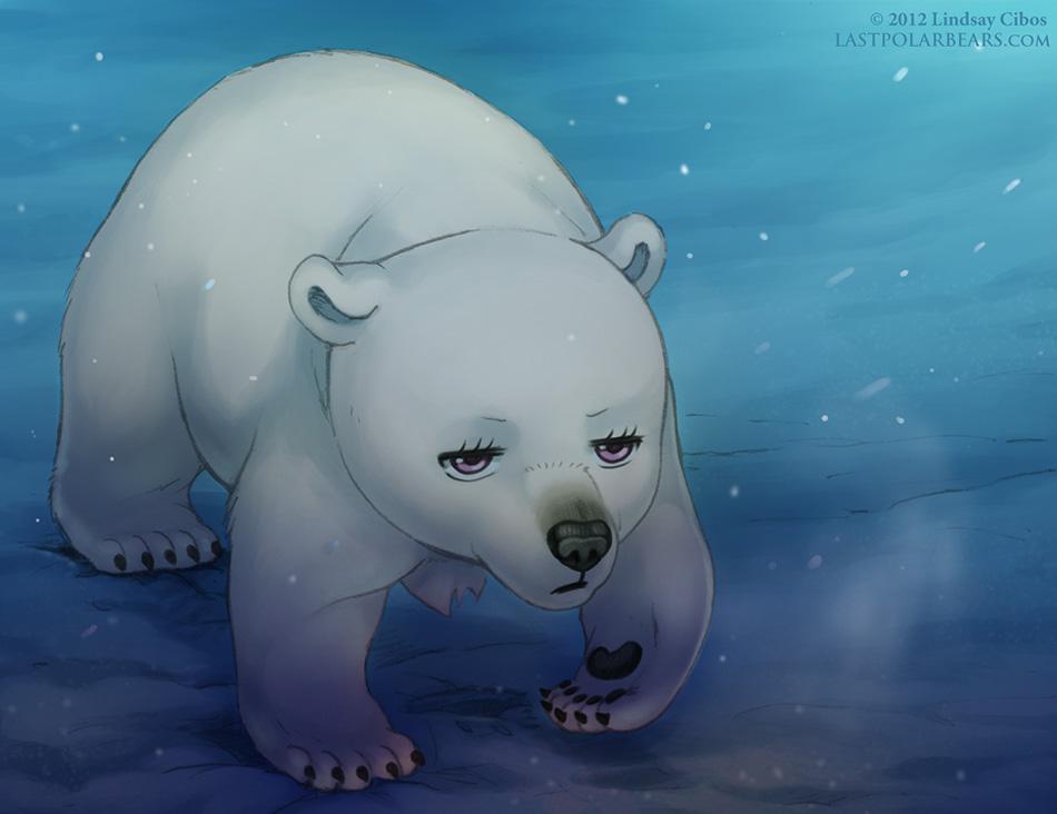 Polar Grump by LCibos