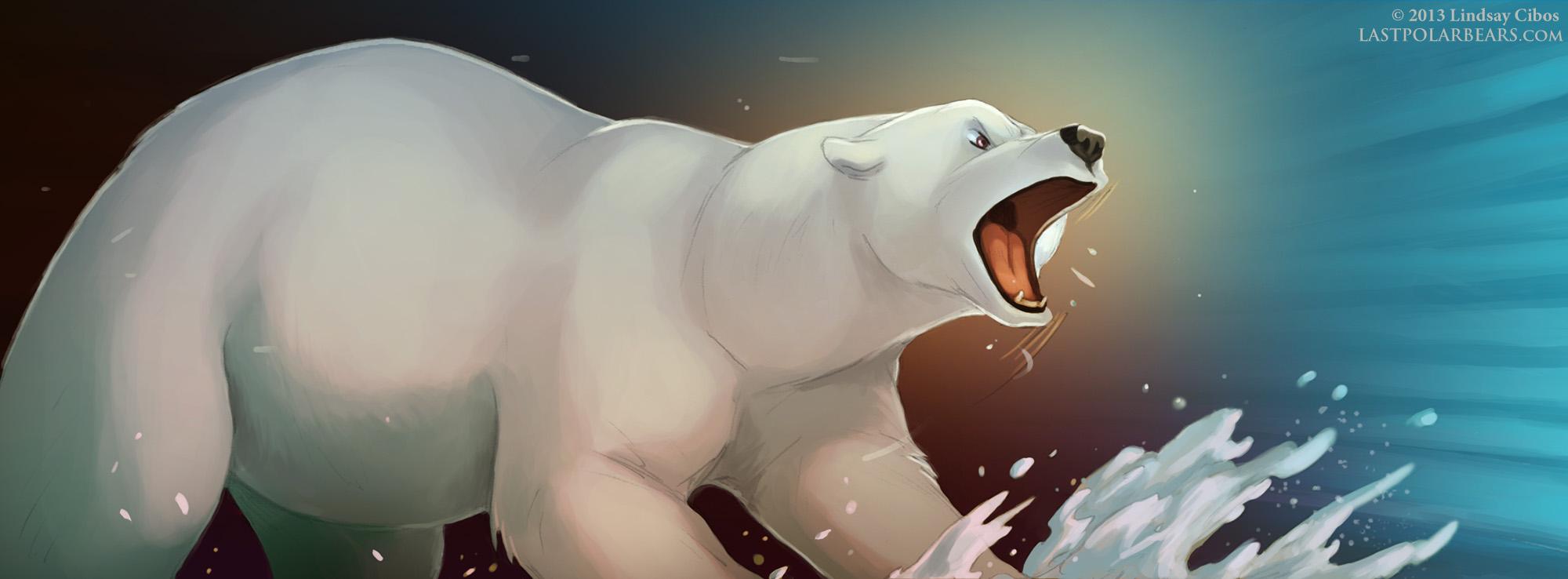Polar Roar by LCibos