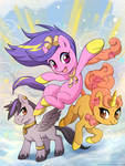 Little Pony Drawing Book