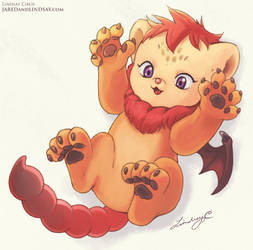 Lil Manticore Cub 04