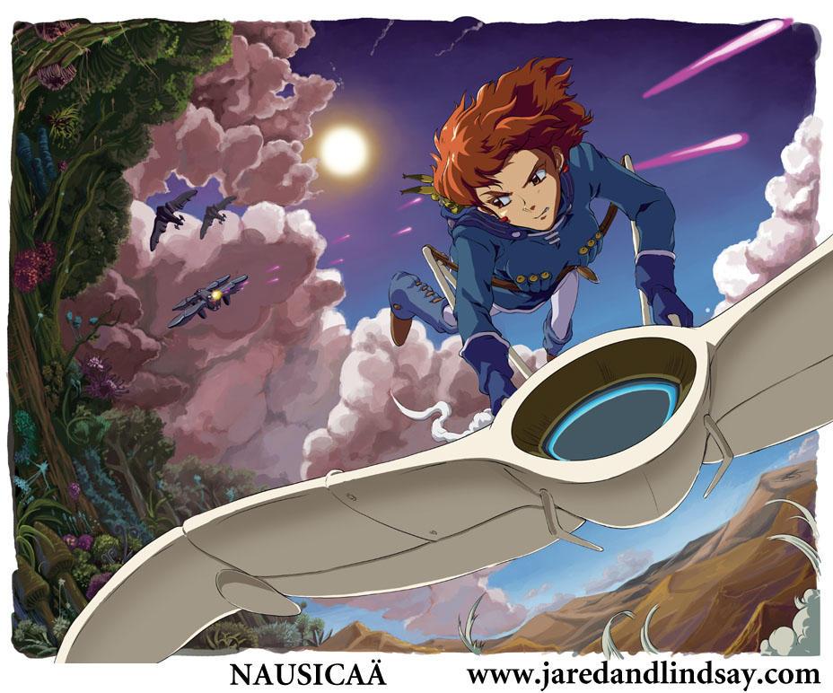 Nausicaa by LCibos
