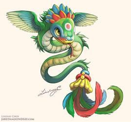 Quetzalcoatl Hatchling