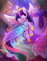 Twilight Gala by LCibos
