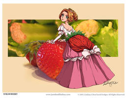 Strawberry by LCibos
